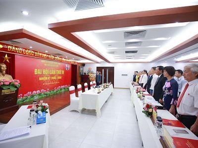 Đại hội Đảng bộ cơ quan Trung ương hội Luật gia Việt Nam lần IV nhiệm kỳ 2020-2025