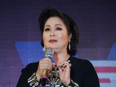 NSND Hồng Vân lên tiếng về thông tin đóng cửa sân khấu Phú Nhuận