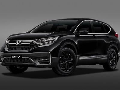 Honda Việt Nam ra mắt phiên bản đặc biệt CR-V LSE, giá bán trên 1,1 tỷ đồng