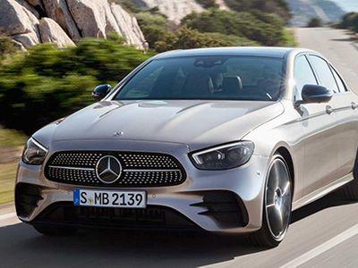Bảng giá xe ô tô Mercedes mới nhất tháng 4/2021: Mercedes-Benz E-Class 2021 chính thức trình làng với giá từ 2,31 tỷ đồng