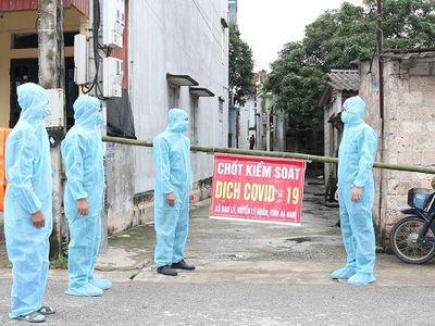Hà Nam: Thêm 2 ca dương tính với với SARS-Cov-2, 1 trường hợp nghi ngờ