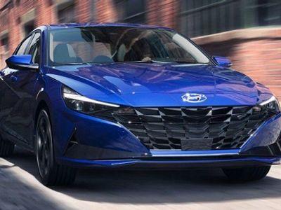 Hyundai Elantra ra mắt phiên bản mới 1.6 Executive, giá bán chỉ từ 785 triệu đồng
