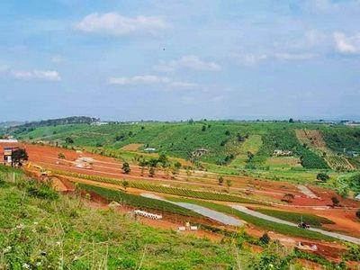 (báo giấy)Kiểm tra loạt khu đất phân lô bán nền gắn mác dự án bất động sản