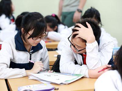 Một trường học ở Hà Nội hoãn thi vào lớp 10 THPT do dịch COVID-19