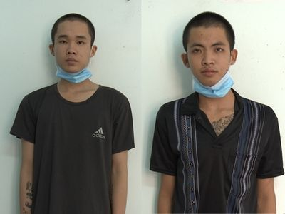 Hai thanh niên cướp giật của người bán vé số: Về dò nhưng không tờ nào trúng
