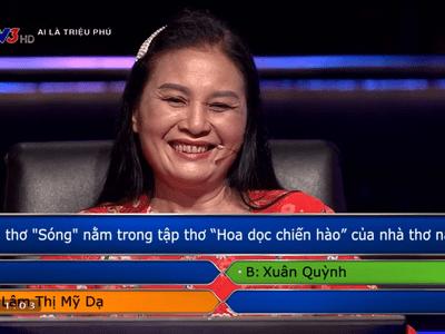 Ai Là Triệu Phú? hỏi về kiến thức văn học, người chơi trả lời gì lại khiến dân tình
