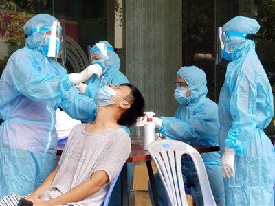 Ngày 17/10, Hà Nội có 15 ca dương tính với SARS-CoV-2, đều đã được cách ly
