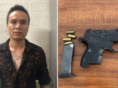 Vụ nổ súng trước quán cơm 0 đồng ở Hải Phòng: Nghi phạm bị bắt ở đâu?