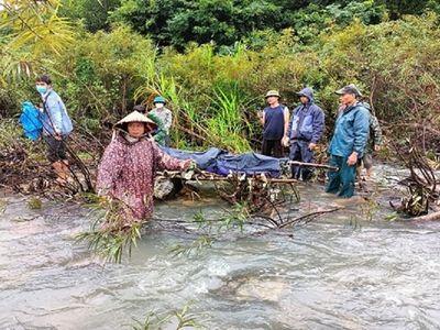 Người đàn ông bị lũ cuốn trôi ở Quảng Bình: Tìm thấy thi thể cách hiện trường 1km