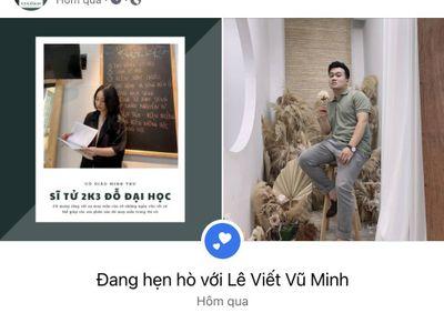 Cô giáo Minh Thu công khai hẹn hò, đối phương là ai mà khiến cộng đồng mạng nháo nhào?