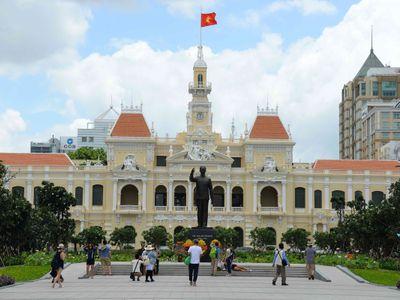 Sở Y tế báo cáo UBND TP.HCM cấp độ dịch của thành phố theo Nghị quyết 128