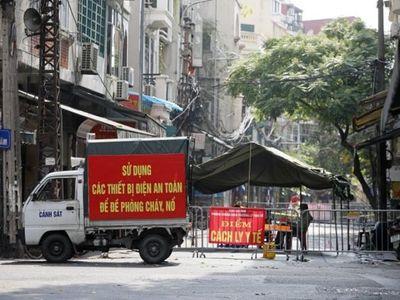 Những trường hợp nào đến Hà Nội không phải cách ly?