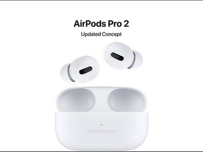 Tin tức công nghệ mới nóng nhất hôm nay 23/6: AirPods Pro 2 lộ concept vừa lạ vừa đẹp