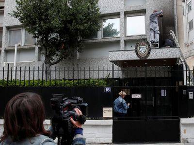 Tấn công bằng bom xăng nhằm vào Đại sứ quán Cuba tại Pháp