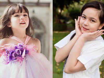 """Bất ngờ với diện mạo hiện tại của thiên thần nhí được khen """"xinh nhất Thái Lan"""" 7 năm trước"""