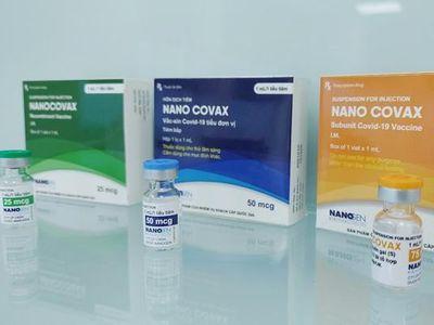 Bộ Y tế: Vaccine Nanocovax chưa có dữ liệu để đánh giá hiệu lực bảo vệ