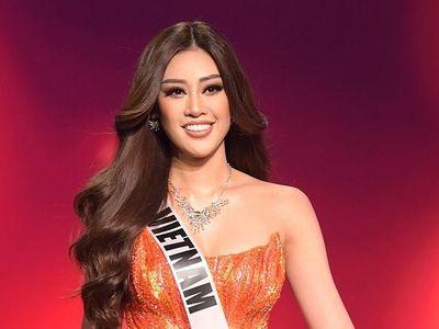 Hoa hậu Khánh Vân dừng chân ở Top 20 Miss Grand Slam 2020