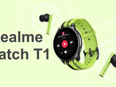 Tin tức công nghệ mới nóng nhất hôm nay 20/10: Realme Watch T1 ra mắt với giá gần 2,5 triệu