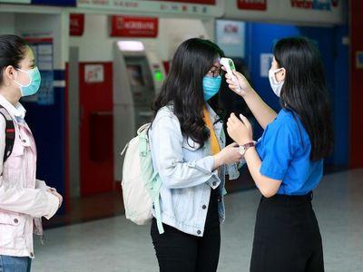 TP.HCM: Một trường đại học cho sinh viên đến trường từ ngày 21/10