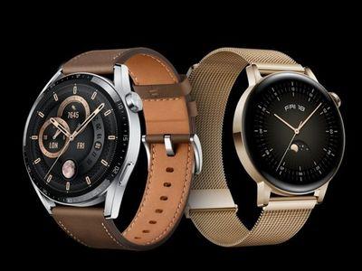 Tin tức công nghệ mới nóng nhất hôm nay 24/10: Huawei Watch GT 3 ra mắt với pin tới 14 ngày
