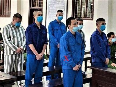 """Chém trọng thương tài xế, con nuôi Đường """"Nhuệ"""" lĩnh án 8 năm tù"""