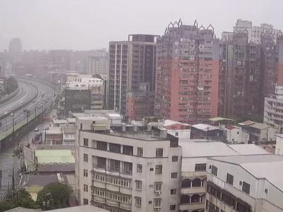 Động đất mạnh hơn 6 độ richter làm rung chuyển Đài Loan (Trung Quốc)