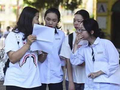 Xuất hiện thí sinh đăng ký tới 99 nguyện vọng xét tuyển đại học