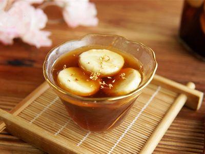Giấm chuối chua ngọt, vừa giúp tiêu hóa tốt vừa giúp các chị em tạm biệt giảm mỡ thừa