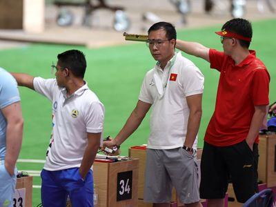 Hoàng Xuân Vinh không bảo vệ được HCV Olympic, xếp thứ 22 chung cuộc
