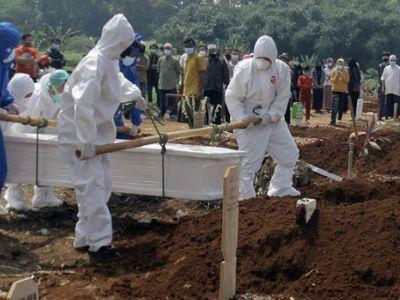 Indonesia trở thành quốc gia đầu tiên ở Đông Nam Á vượt mốc 80.000 ca tử vong vì COVID-19