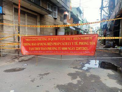 TP.HCM gỡ phong tỏa phường có 20.000 dân từ ngày 31/7