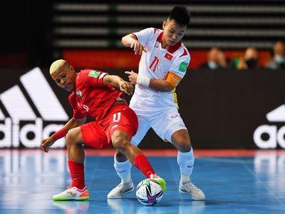 Thắng 3-2 trước Panama, đội tuyển futsal Việt Nam nuôi hy vọng đi tiếp ở World Cup 2021
