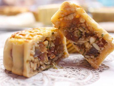 Cách làm bánh Trung thu nhân thập cẩm chuẩn vị truyền thống