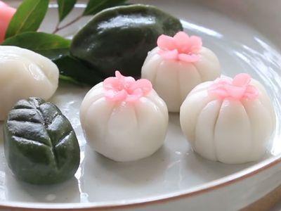 Cách làm bánh Trung thu Hàn Quốc cực đẹp mắt
