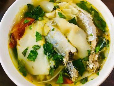 Đổi vị với món canh chua cá nục thơm ngon cho bữa cơm gia đình