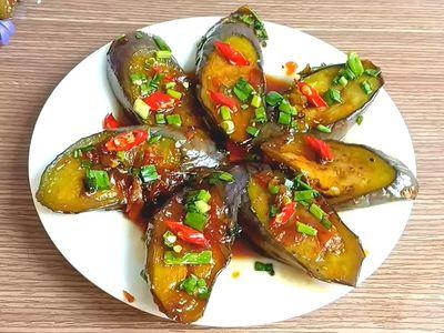 Thử chế biến cà tím theo cách này, đảm bảo thơm ngon không kém thịt cá