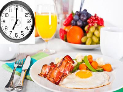 4 bí quyết cho bữa sáng giảm cân hoàn hảo,