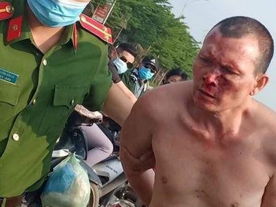 Hà Nội: Đối tượng đâm trọng thương tài xế taxi trên đường Cienco5 đang bị truy nã tội Giết người