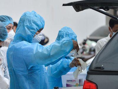 Hà Nội ghi nhận thêm 7 ca dương tính SARS-CoV-2, có người là F1 của vợ giám đốc Hacinco
