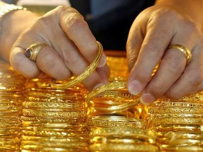 Giá vàng hôm nay ngày 5/7: Giá vàng SJC tăng 50.000 đồng/lượng