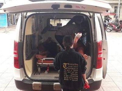 Vụ chém vợ tử vong, người đàn ông dùng dao tự sát: Con gái 18 tuổi chạy vào can ngăn cũng bị thương