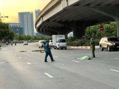 Vụ ô tô gây tai nạn chết người rồi bỏ chạy trên đường Nguyễn Xiển: Tài xế vi phạm nồng độ cồn