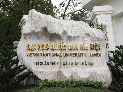 Thí sinh trúng tuyển ĐH Quốc gia Hà Nội nhập học khi nào?