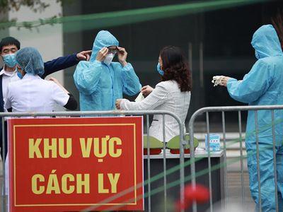 Sáng 5/8: Hà Nội thêm 21 trường hợp dương tính SARS-CoV-2, có 7 ca tại cộng đồng