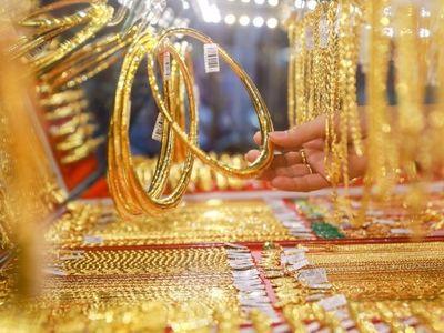 Giá vàng hôm nay ngày 20/9: Đầu tuần, giá vàng SJC có dấu hiệu phục hồi