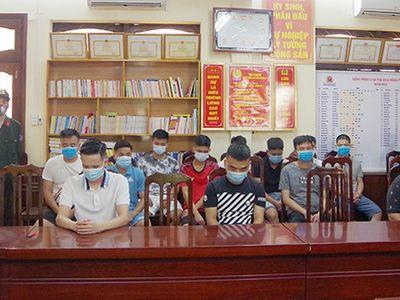 Vụ xóa xổ đường dây cá độ bóng đá cực lớn ở Hà Giang: Lộ mánh giao dịch tiền tỷ mỗi ngày