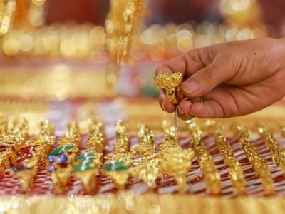 Giá vàng hôm nay ngày 28/9: Giá vàng SJC tăng 100.000 đồng/lượng