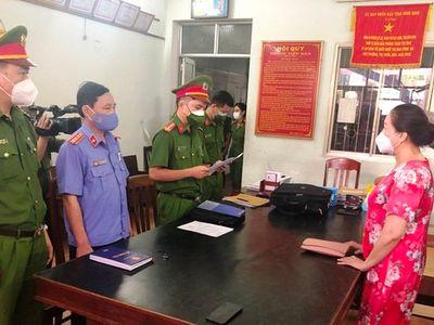 Vì sao nữ doanh nhân trúng đấu giá 262 lô đất ở Phú Yên bị bắt giữ?