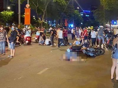 Vụ cướp gặp tai nạn tử vong: Cô gái bị cướp kéo lê 50 mét, gãy 2 xương cẳng chân