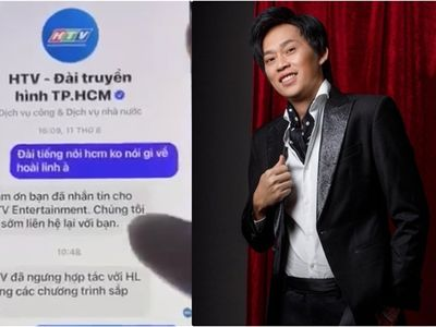 Xôn xao thông tin nghệ sĩ Hoài Linh bị HTV